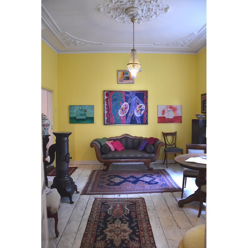 gele kamer